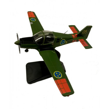 Aviation 72 Scottish Aviation Bulldog Swedish Air Force 61005 Scale 1/72 AV7225009