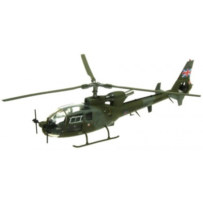 Aviation 72 Westland Gazelle XX450 Royal Marines Scale 1/72 AV7224014