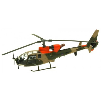 Aviation 72 Westland Gazelle British Army ZA736 Scale 1/72 AV7224013