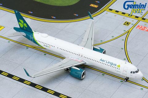 Gemini Jets Aer Lingus Airbus A321neo Scale 1/400 GJEIN1894