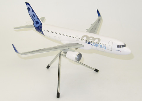 Lupa Models  Airbus House Colors Airbus A320neo Scale 1/100 LUPA002