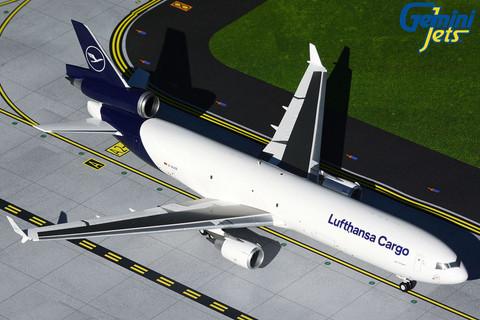 Ex Display Gemini 200 Lufthansa Cargo MD-11 Scale 1/200 G2DLH804