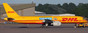 JC Wings DHL  Boeing 757-200PCF G-DHKF Thank You NHS livery Scale 1/200 EW2752004