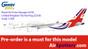 Gemini 200 Royal Air Force Voyager A330 United Kingdom Fly the Flag ZZ336 Scale 1/200 G2RAF919