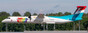 JC Wings Luxair Be Pride Be Luxembourg Bombardier Dash 8-Q400 LX-LQC Scale 1/200 JC20166