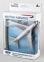 British Airways toy diecast aircraft Airbus A380 PPRT6008A