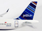 Skymarks Jetblue Airbus A320 Barcode Livery Scale 1/150 SKR952