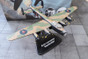 Atlas Lancaster dambusters Boxed and with gear Scale 1/144