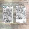 Blueprint Texture Stamp - 1 Piece Stamp Set - ByTheWell4God