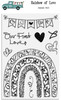 Rainbow of Love - 8 Piece Stamp Set - ByTheWell4God