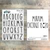 Miriam Bold - 6x8