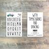 Miriam Meek - 3x4 Stamp Set
