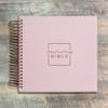 Illustrating Bible NIV Pink