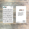Outliner Stamp - 47 Piece Stamp Set - ByTheWell4God