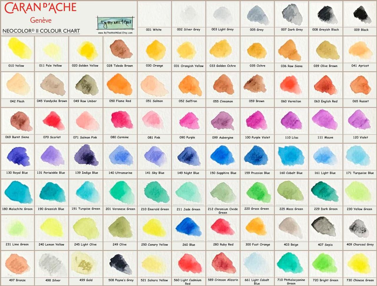 Neocolor II - Violet - 9500.120
