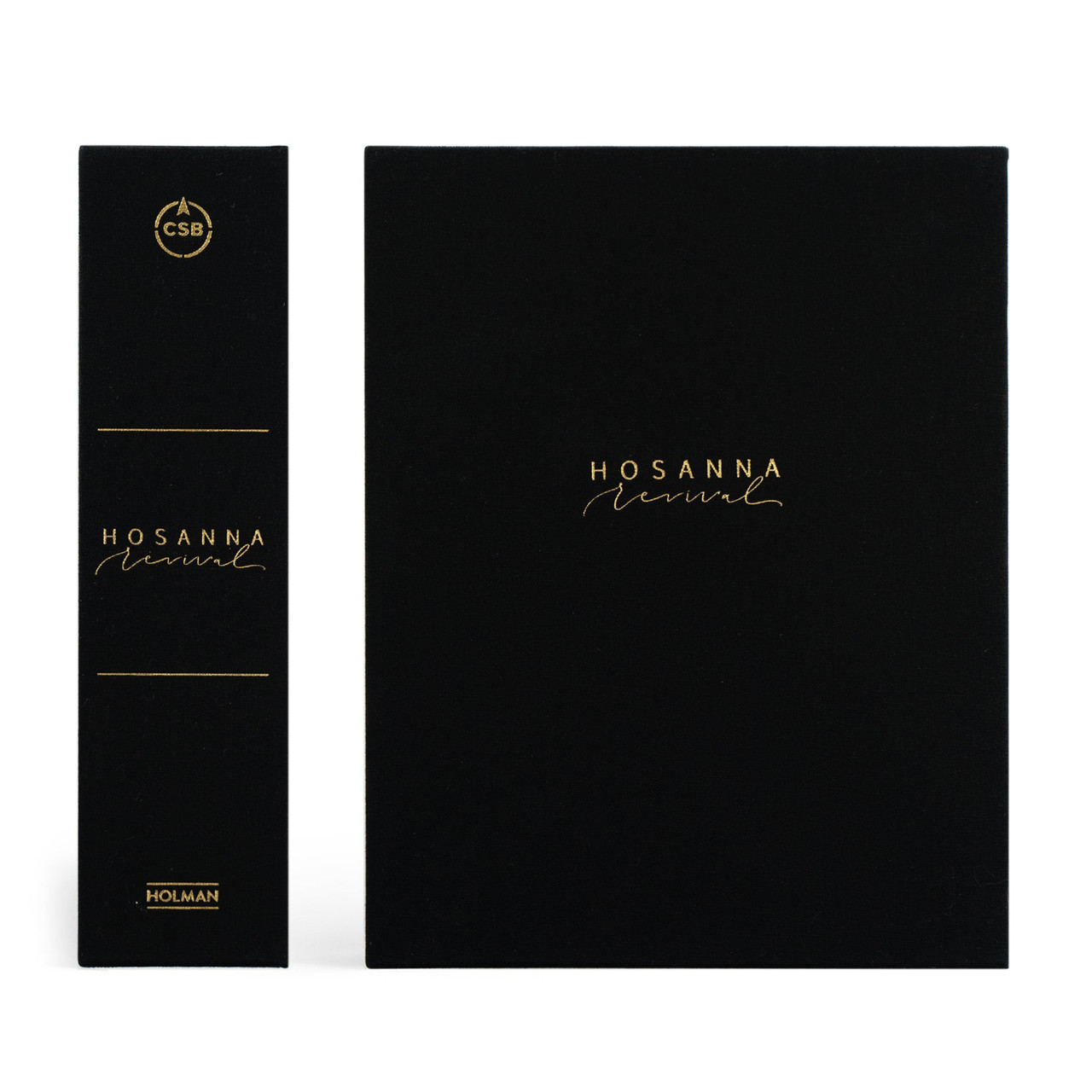 Hosanna Revival Bible - Brooklyn Theme - CSB Notetaking Bible