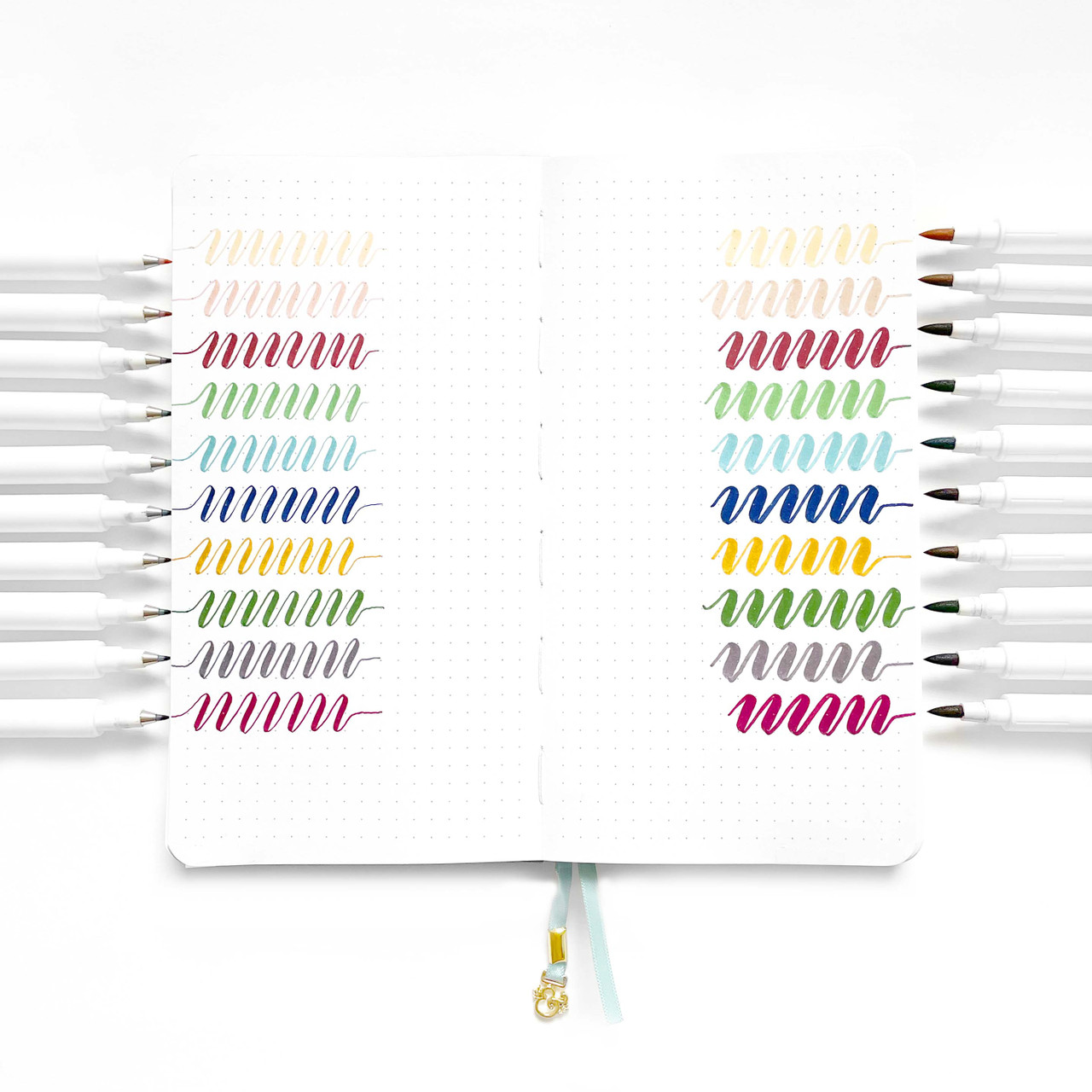 Calliograph Pens - Jewel Collection