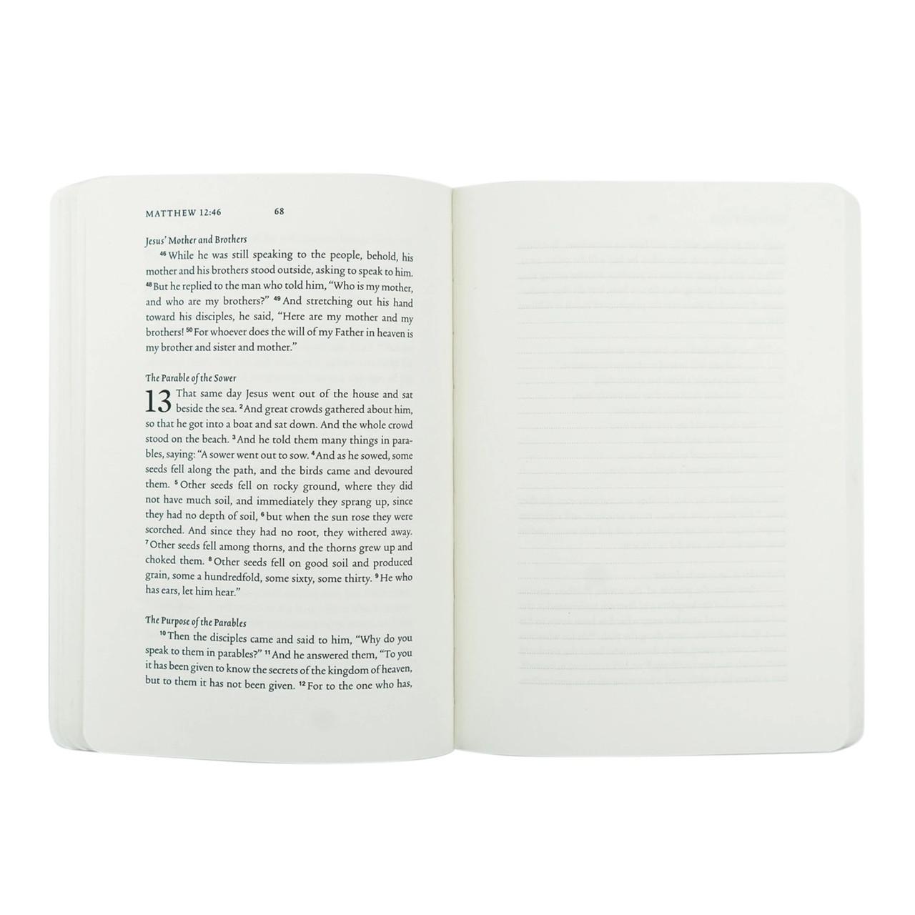 ESV Scripture Journals Gospel Set: Yellowstone Theme  -  Hosanna Revival