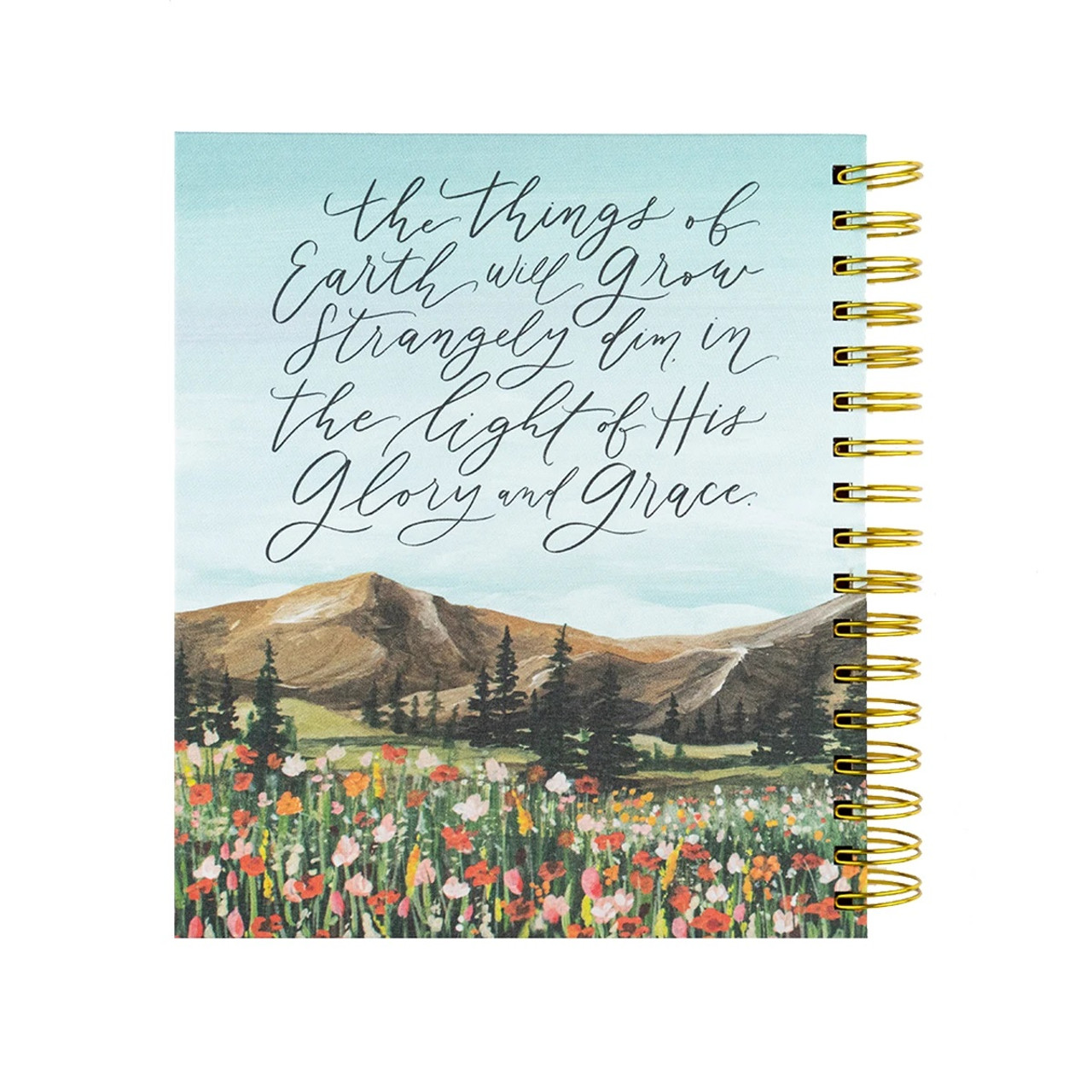 Albion Theme 2021 17-Month Planner by Hosanna Revival