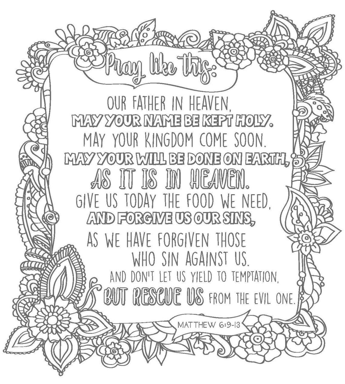 NLT Inspire Prayer Bible - Soft Leather-Look, Watercolors with Gold Foil Accents