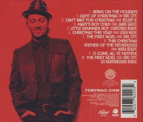 Light of Christmas - tobyMac