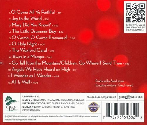 Smooth Christmas - Sam Levine