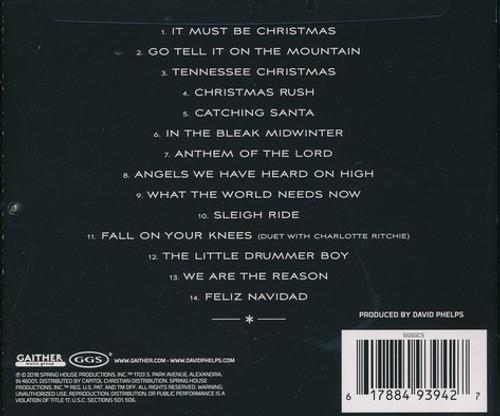 It Must Be Christmas - David Phelps