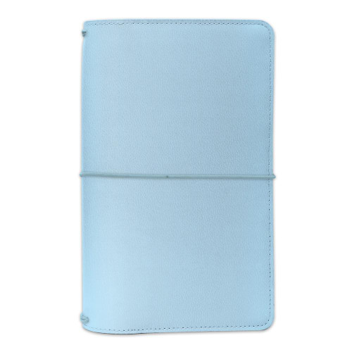 Sky Blue Traveler's Notebook Holder - Dori