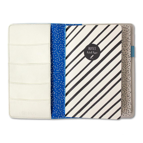 Feathers Traveler's Notebook Holder - Dori