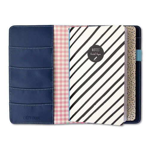 Ditsy Floral Traveler's Notebook Holder - Dori