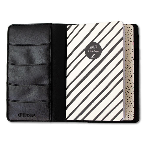 Black Traveler's Notebook Holder - Dori
