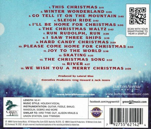 This Christmas, Lateral Blue - Gaither Music Group