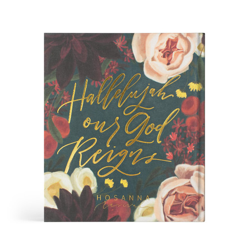 Hosanna Revival Bible - Hollis Theme - ESV Journaling Bible