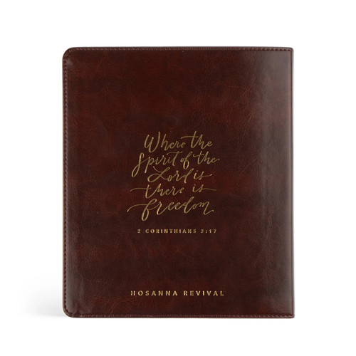 Hosanna Revival Bible - Yorkshire Theme - ESV Journaling Bible