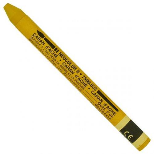 Neocolor II - Golden Ochre - 9500.033