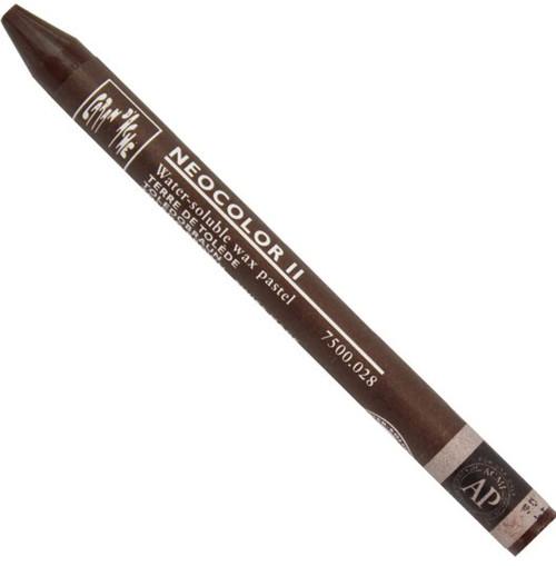 Neocolor II - Toledo Brown - 9500.028