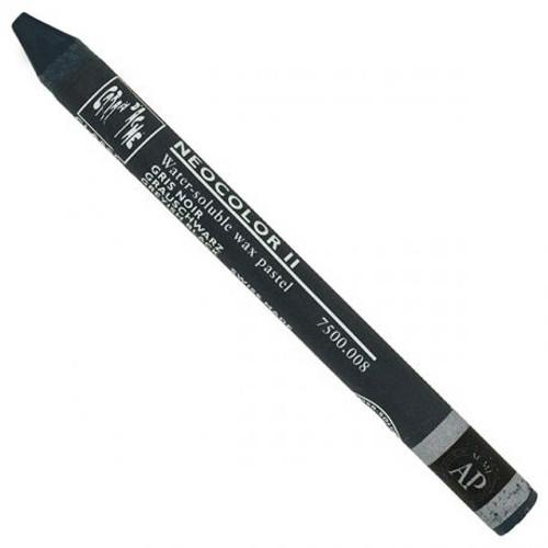 Neocolor II - Greyish Black - 9500.008