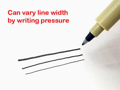 Sakura Pigma Micron PN - A One-Stop Pen!