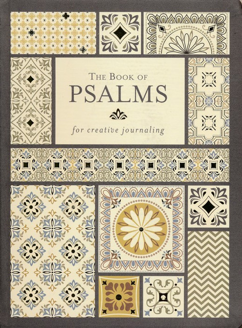 The Book of Psalms For Creative Journaling (KJV)