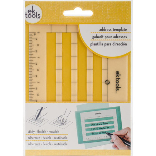 Sticky Envelope (Journaling) Template - Ek Tools - No more wandering words!