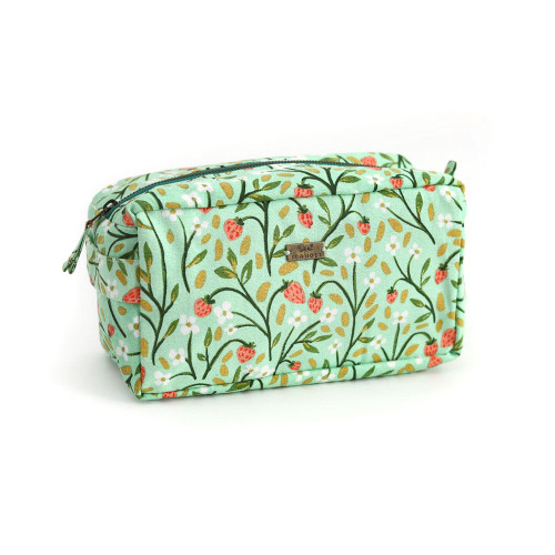 Strawberry Meadow Box Tote