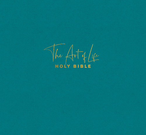 NLT Art of Life Holy Bible: A Visual Celebration