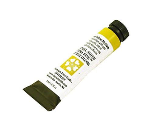 Daniel Smith: Hansa Yellow Medium (284610039) Extra Fine Watercolors Tube, 5ml - Perfect for Bible Journaling!