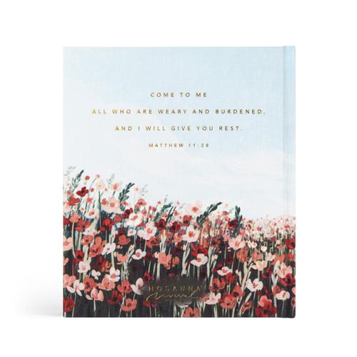 Hosanna Revival Bible - Leona Theme - ESV Journaling Bible