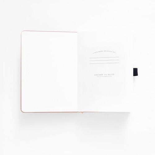 A5 Vernal Dot Grid Notebook
