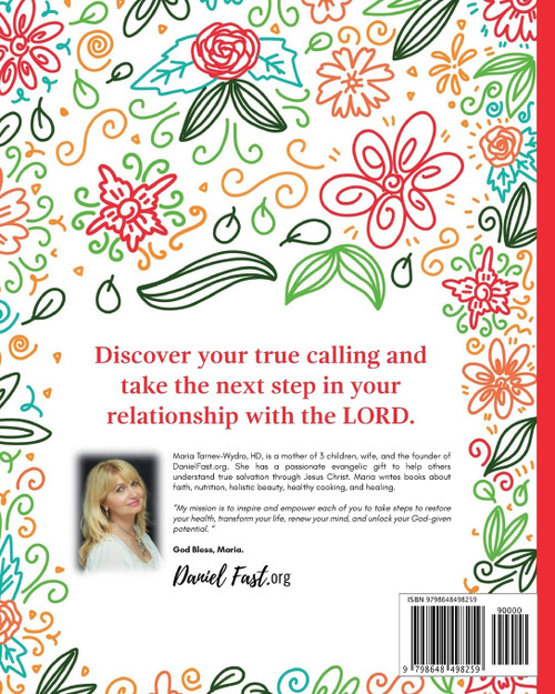 My Path to Holiness Bible Coloring Journal