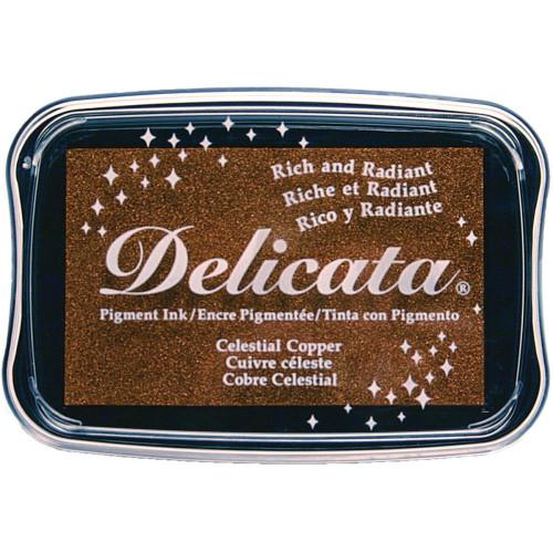 Delicata Celestial Copper Pigment Ink Pad