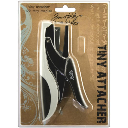 Tim Holtz Idea-Ology Tiny Attacher and Refill Pack - So many uses!!!
