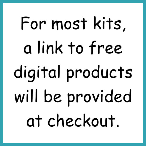 Free Digital Content with Kit Purchase
