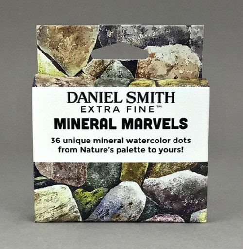 DANIEL SMITH Extra Fine Mineral Marvels - Dot Cards
